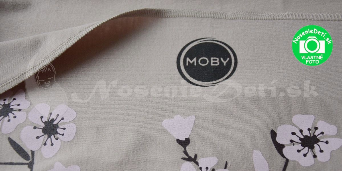 Moby Design Almond Blossom
