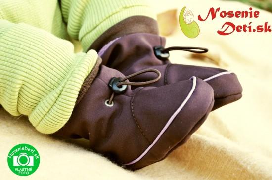 77ffa8500 Softshellové capačky pre deti Liliputi