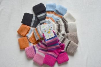 Detské vlnené ponožky Diba Vlna ... 88cc6358ae