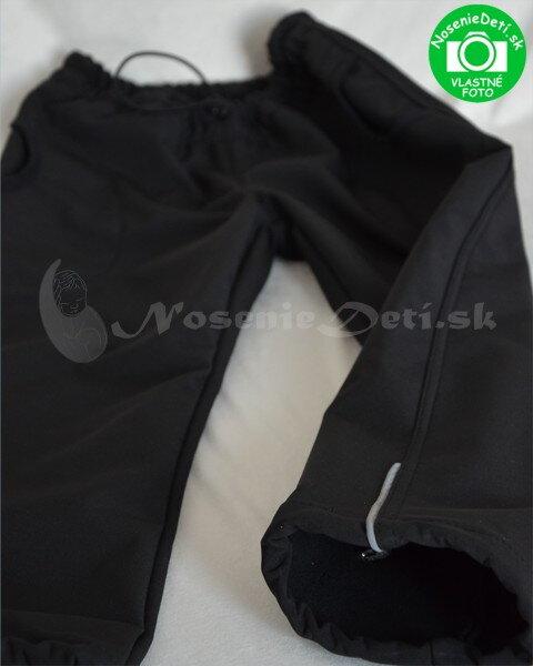bb88de1d4 Na nohaviciach je všitá paspulka z reflexného materiálu. Detské softshellové  nohavice.