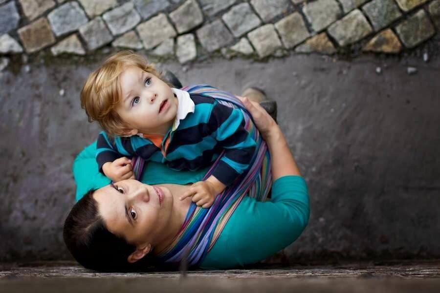 Babyšatka Storchenwiege Inka 85d1a59cd0