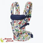 Ergobaby Adapt nosič Keith Haring Pop