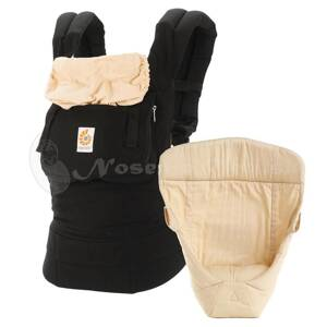 Ergo sada pre novorodenca Set Bundle of Joy Black/Camel
