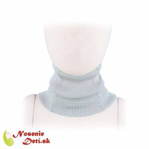 Merino nákrčník Manymonths multitube KID Bright Silver