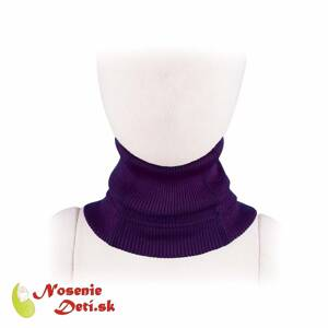 Merino nákrčník Manymonths multitube KID Majestic Plum