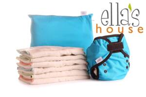 Bum Fold pack eco Ella´s House